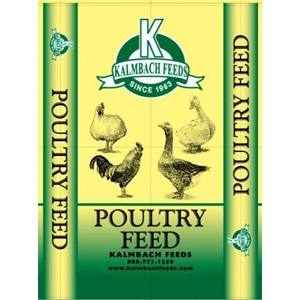 Kalmbach Hi-Omega Poultry Feed