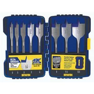 Irwin 341008 8-Piece Spadebit Set