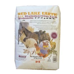 Red Lake Earth Diatomaceous Earth