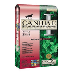 CANIDAE® Beef and Ocean Fish Meal Formula