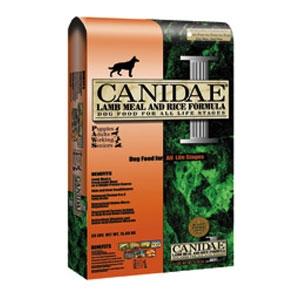 CANIDAE® Lamb and Rice Formula