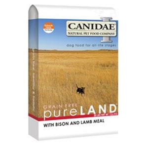 CANIDAE® Grain Free pureLAND™