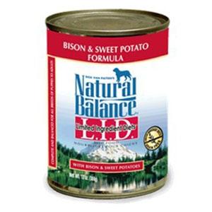 L.I.D. Limited Ingredient Diets Bison & Sweet Potato Canned Dog Formula