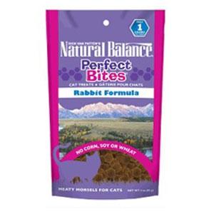 Natural Balance Perfect Bites Rabbit Formula Treats