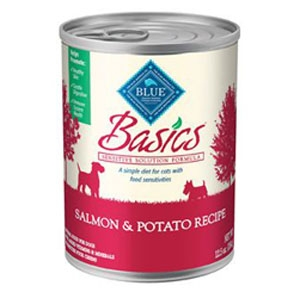 Basics Salmon and Potato Recipe for Adult Dogs