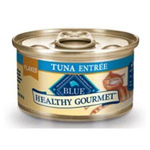 Flaked Tuna Entrée