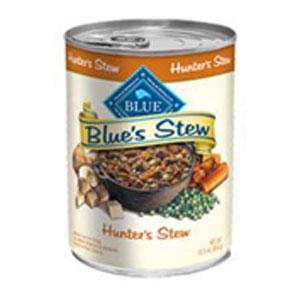 Blue's Stew Hunter's Stew Canned Dog Food, 12.5 oz.