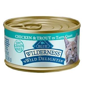 Wild Delights™ Chicken & Trout Recipe