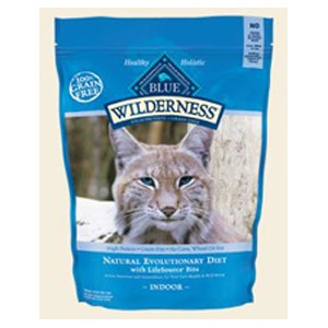 Wilderness™ Indoor Chicken Recipe for Adult Cats