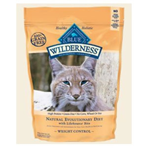 Wilderness™ Weight Control Chicken Recipe for Adult Cats