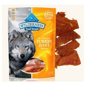 Wilderness Trail Treats Turkey Jerky