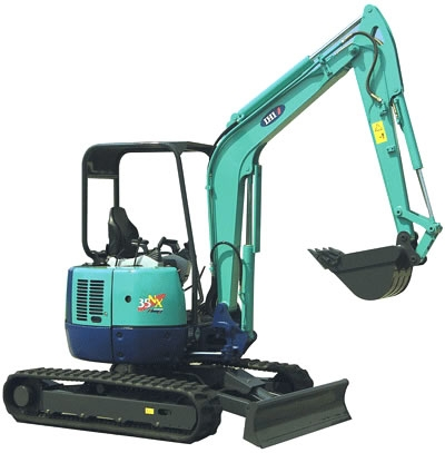 Mini Excavator 3.5 Metric Ton