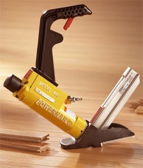 Floor Stapler - Air
