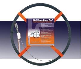 Flat Sewer Tape - 100'