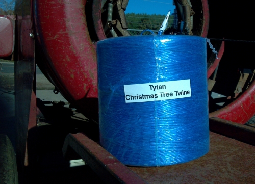 Christmas Tree Bailer Twine