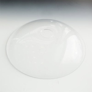 Clear 16'' Acrylic Squirrel Baffler