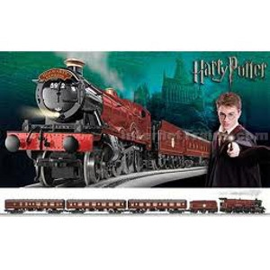 Harry Potter Lionel Train Set