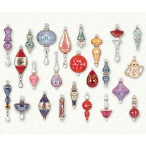 Egyptian Museum Egyptian Glass Bulbs