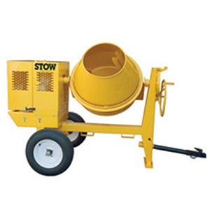 Concrete Mixer 6 Cu. Ft.
