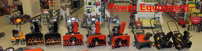 Power Equipment Slider
