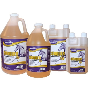 Conquer® Liquid Equine Supplement
