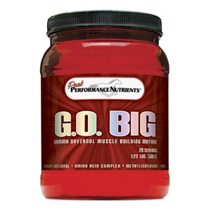 G.O. BIG Equine Supplement