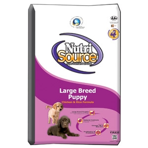 Detroit K 9 Pet Supplies Nutrisource Large Breed Puppy Chicken
