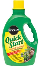 Miracle-Gro® Liquid Quick Start® Plant Food