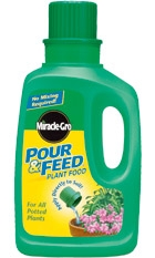 Miracle-Gro® Pour & Feed® Liquid Plant Food