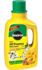 Miracle-Gro® Liquid All Purpose Plant Food