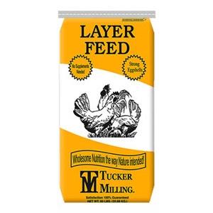 Tucker Milling Mini Pellet Layer Feed 16%
