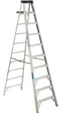 Ladder, Step - Alum. 10'