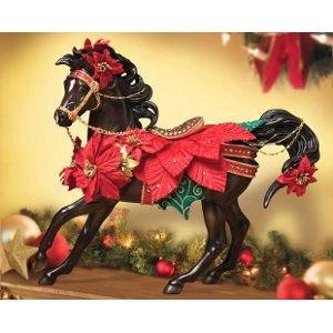 2012 Holiday Horse Noche Buena