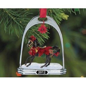 Noche Buena Stirrup Ornament