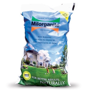 Miloganite Natural Organic Fertilizer 40 Lb