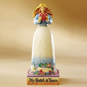 Heartwood Creek ''€œMy Heart Is Yours'' Figurine