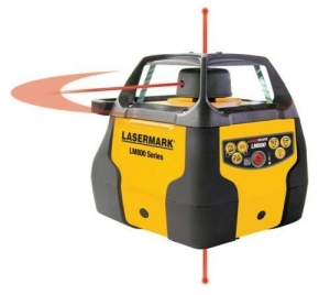 CST Berger Self-Leveling Laser Level w/ tripod & stick