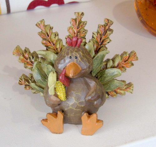 Ganz Turkey Figurine