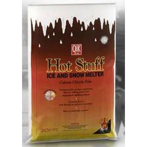 Milazzo Industries QIK Joe Hot Stuff Calcium Chloride Flake Ice Melt