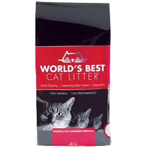 World's Best Cat Litter Multi Cat Clumping