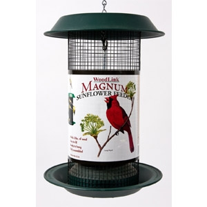 Audubon Magnum Sunflower Seed Bird Feeder