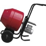 Electric Cement Mixer 2cu ft