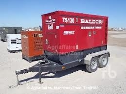 Baldor Towable Generator TS130