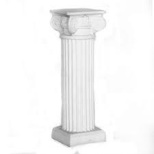 White Column 40