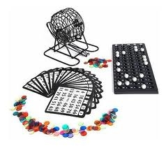Bingo Game and Cards