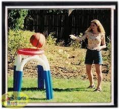 Monster Basketball for Children