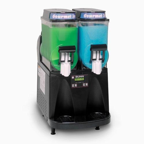 Frozen Drink, Dual Bowl