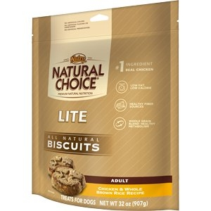 NATURAL CHOICE® Lite Adult Biscuits