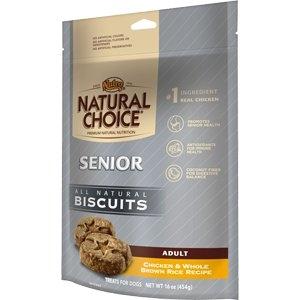 NATURAL CHOICE® Senior Biscuits