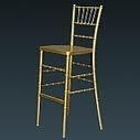 Tall Gold Chiavari Chair